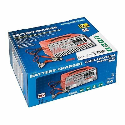 Pro-Charger caricabatteria 12V - 12A - Electronic - 70110