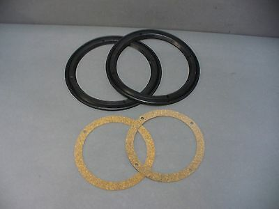 64 65 Falcon taillight housing pads and lens gaskets Sprint Futura Ranchero