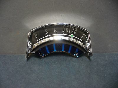 65 66 FORD Galaxie shift indicator CM C6 gear selector lens