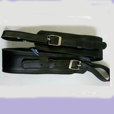 leather tuba strap new strong