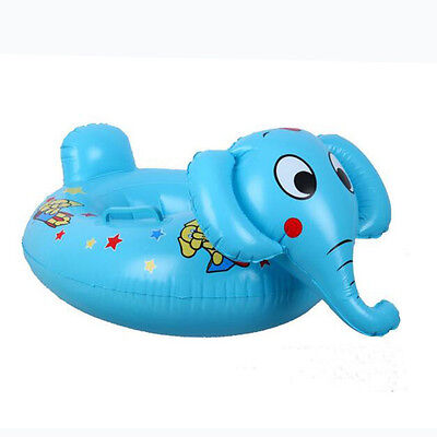 Infant Baby Swimming Ring Swimming Neck Float Inflatable Ring Adjustable Safety