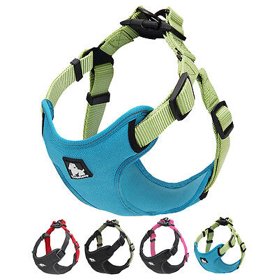 Didog Reflective Dog Harness Vest for Dogs Small Medium Large Adjustable