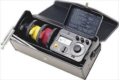 HIOKI Grounding Resistance Meter, Earth tester, for Electrical work, 3151, JAPAN