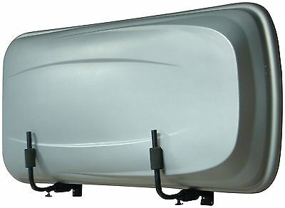 Wall Mount Bracket Storage Holder for Car Roof Box & Surf Board by Mont Blanc