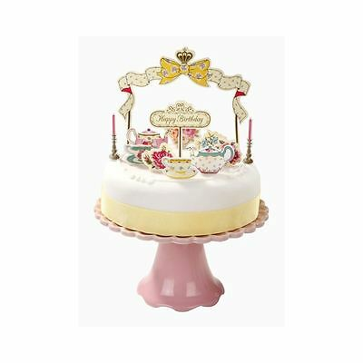 Talking Tables Truly Scrumptious Vintage Pop Top Birthday Cake Fancy Decoration