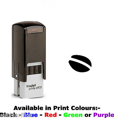 Loyalty Card Stamp Professional Quality Self Inking with COFFEE BEAN TRODAT 4921