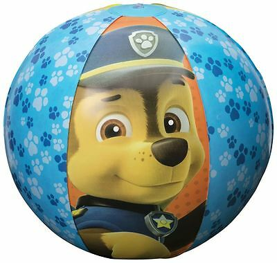 Children Kids Paw Patrol & Friends Inflatable Garden Outdoor Beach Ball