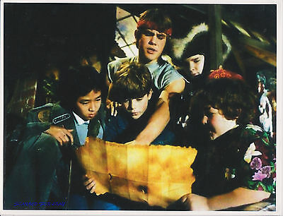 The Goonies Marvelous Cast Shot From Classic 1985 Film