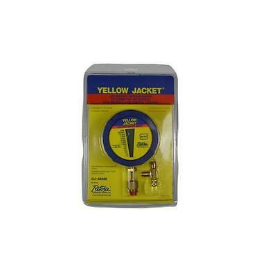 Yellow Jacket 69080 Digital LCD Vacuum Gauge w/ Battery, Hook And Pouch