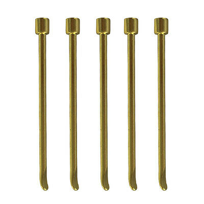 Set of 5 Gold Element Dabber Dab Tool Carving Tools