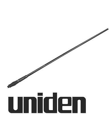 UNIDEN AT890BK FIBREGLASS RAYDOME UHF CB ANTENNA 6.6dBi BLACK 1 METRE LONG
