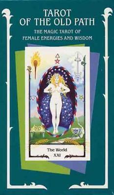 Tarot Of The Old Path (Paperback) New