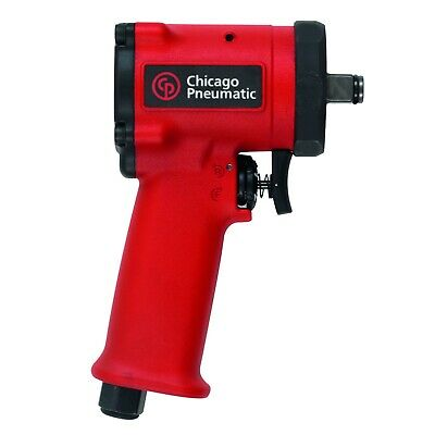"Chicago Pneumatic 1/2"" Stubby Metal Impact Wrench 7732"