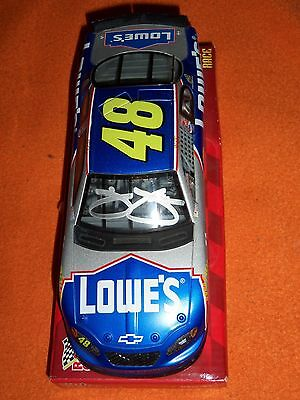 Jimmy Johnson Autographed Signed Racing Champions Die Cast Car 2003 Edition 48