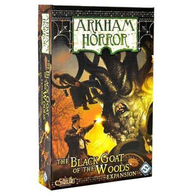 Arkham Horror Black Goat of the Woods Expansion Board Game