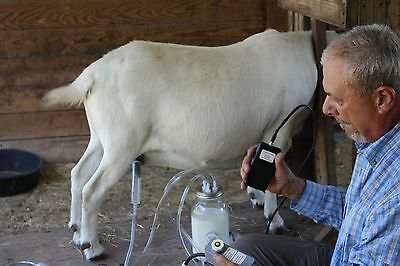 Dansha Farms™ Goat Sheep Cow Milk Machine Rechargeable 1/2 Gallon