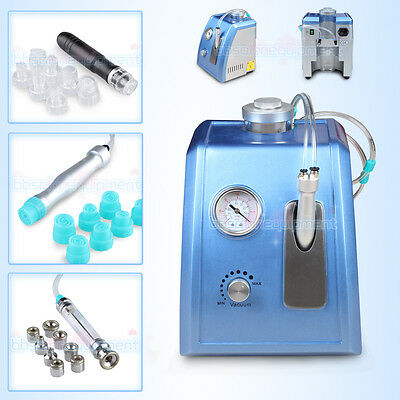 New 3in1 Hydrate Facial Hydradermabrasion Skin Rejuvenation SPA Facial Equipment