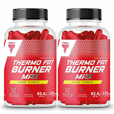 BEST THERMO FAT BURNER 120/240 Tablets Fat Tissue Reduction Weight Loss Slimming