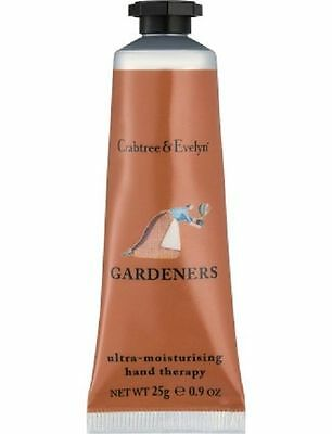 Crabtree & Evelyn Hand Therapy 25g - GARDENERS - Brand New