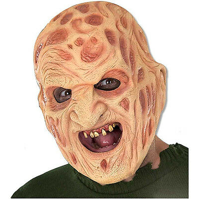 Freddy Krueger Deluxe Prosthetic Teeth Costume Fancy Dress Prop Outfit