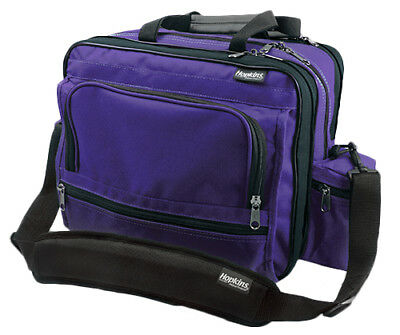 Hopkins Mark V Shoulder Bag for Home Health Nurses- Purple 1 ea