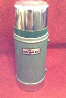 STANLEY ALADDIN Hot/Cold 24 Oz Vintage Thermos Style Vacuum Bottle