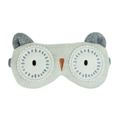 Owl Eye Mask Aroma Home Lavender Seeds Relaxing Sleep Mask Owl Lovers Gift Boxed