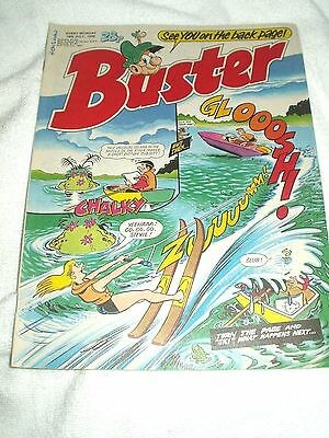 UK Comic Buster 16th July 1988