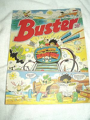UK Comic Buster 9th July 1988