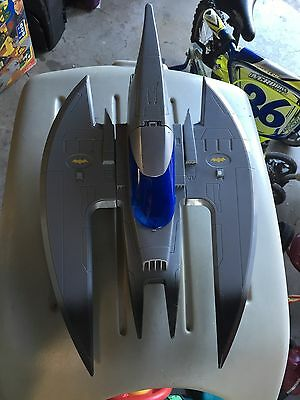 Batman Figure with Batwing 2001