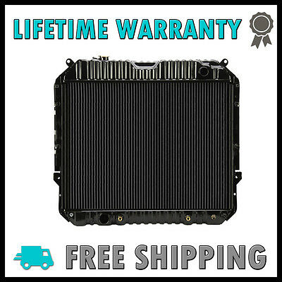 PLEASE COMPARE OUR RATINGS3.5 V6 BRAND NEW RADIATOR #1 QUALITY /& SERVICE