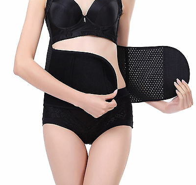 Maternity Postpartum Belly Support Band Abdominal Recovery Belt Body Shaper