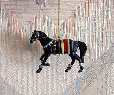 Trail Of The Painted Ponies Squash Blossom Christmas Ornament