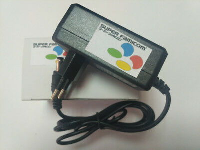 Transformador Nintendo Super Famicom fuente alimentación power supply cargador