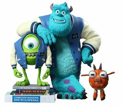 Mike and Sulley with Archie Vinyl Figure Set from Monsters University MMSV08