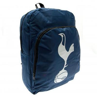 Tottenham Hotspur FC Crest Backpack/Rucksack - Official Foil Print Football Bag