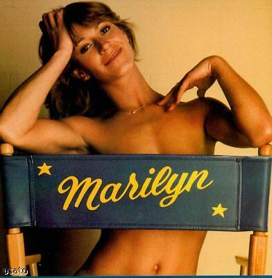 Ultra Sexy Marilyn Chambers Legendary X Rated Film Star Rare Photo