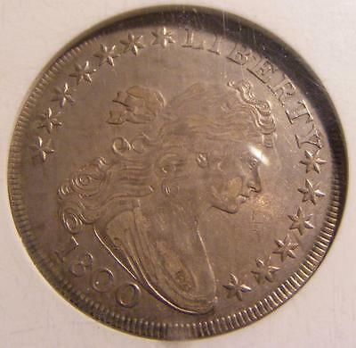 1800  Early Dollar NGC AU 53 BB-184