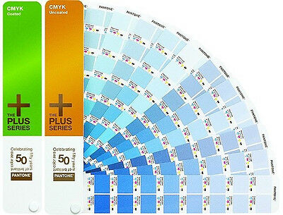 Pantone Plus CMYK Guides Coated & Uncoated GP4101 (Replaces GP4001)