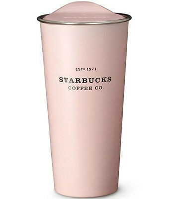2016 Stainless Steel To Go Pink Tumbler 473 ml/16 fl oz_Germany import directly