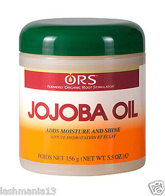 ORS Organic Root Stimulator Jojoba Oil Hairdress Adds Moisture & Shine 156g