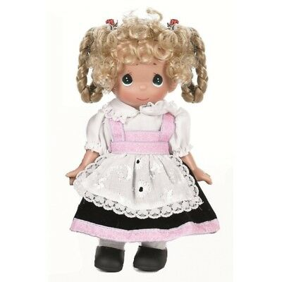 Precious Moments 9 Inch Doll, Gretchen, Germany, Children of the World, New 3492