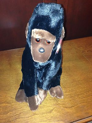 Retired Ty Beanie Buddy Congo The Gorilla Mint With Tag
