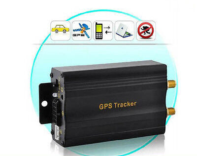 Newest Realtime GPS Tracker Vehicle Car GPS/GSM/GPRS Drive Tracking System TK103