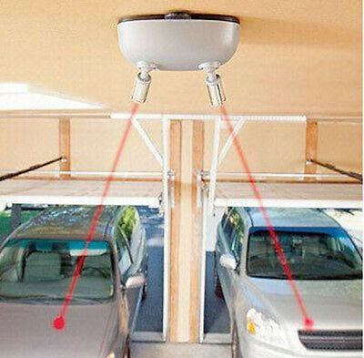 Automatic Garage dual Laser Parking System Car Truck Guide Park Tool