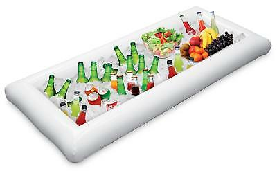 Football Beer Ice Drink Juice Cooler Inflatable Salad Buffet Bar Food Pool  Party