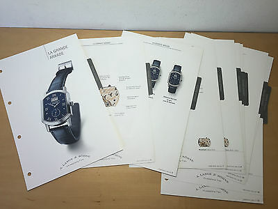 Technical Details A. LANGE & SÖHNE - La Grande Arkade - French - For Collectors
