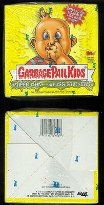 2003 Topps Garbage Pail Kids All New Series 1 ANS Unopened Box