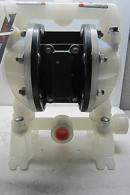 New Ingersoll Rand Pd05P-Arspuu-B Diaphragm Pump