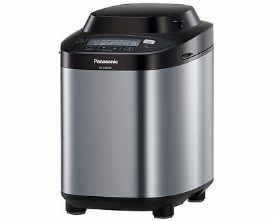 Panasonic SD-ZB2502BXC Stainless Steel Bread Maker - Free Shipping